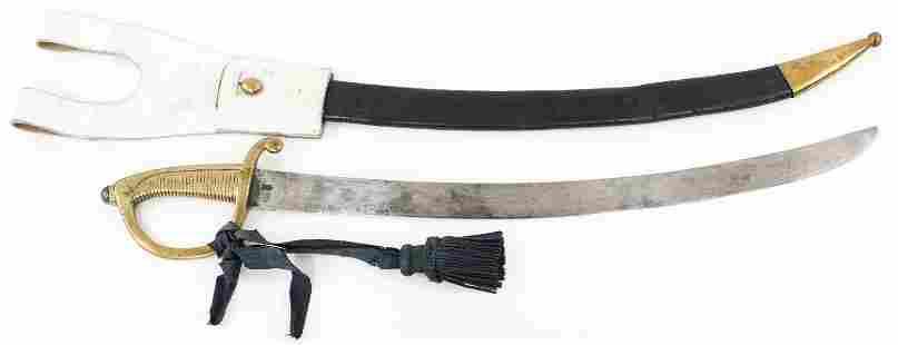 LIGHT INFANTRY MODEL AN XI BRIQUET SWORD