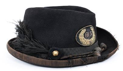 CIVIL WAR ASSISTANT SURGEON OFFICER SLOUCH HAT