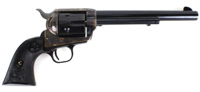 COLT SINGLE ACTION ARMY .357 MAGNUM REVOLVER