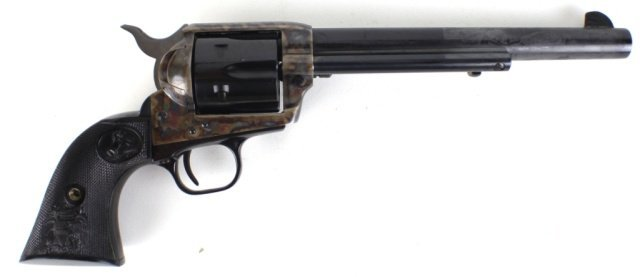 COLT SINGLE ACTION ARMY .44 SPECIAL REVOLVER