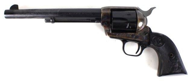 COLT SINGLE ACTION ARMY .44 SPECIAL REVOLVER - 3