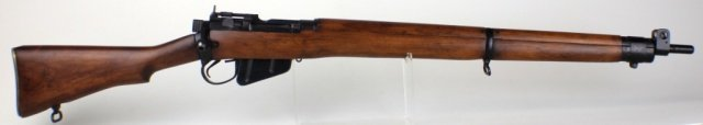 1944 DATED ENFIELD No4 MK1 LONG BRANCH