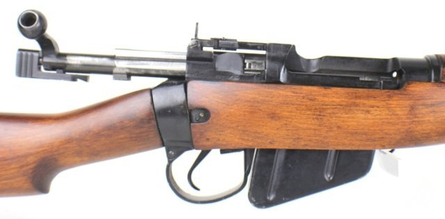 1944 DATED ENFIELD No4 MK1 LONG BRANCH - 2