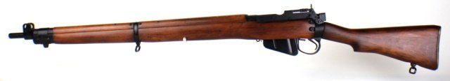 1944 DATED ENFIELD No4 MK1 LONG BRANCH - 4