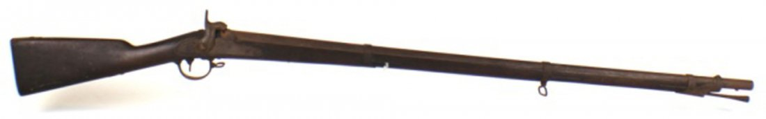 HARPERS FERRY M1842 PERCUSSION RIFLE