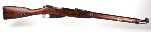 1940 DATED M39 FINNISH MOSIN NAGANT RIFLE