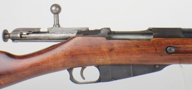 1940 DATED M39 FINNISH MOSIN NAGANT RIFLE - 2