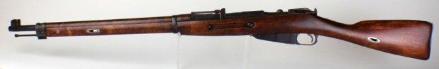 1940 DATED M39 FINNISH MOSIN NAGANT RIFLE - 5