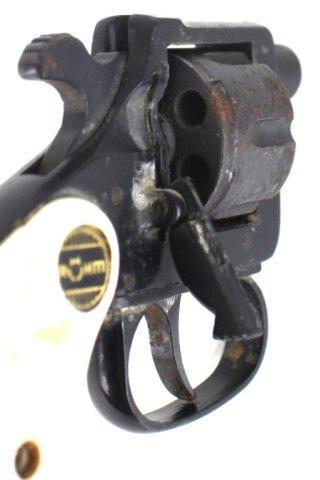 ROHM .22 CAL MODEL RG7 SNUB NOSE REVOLVER - 3
