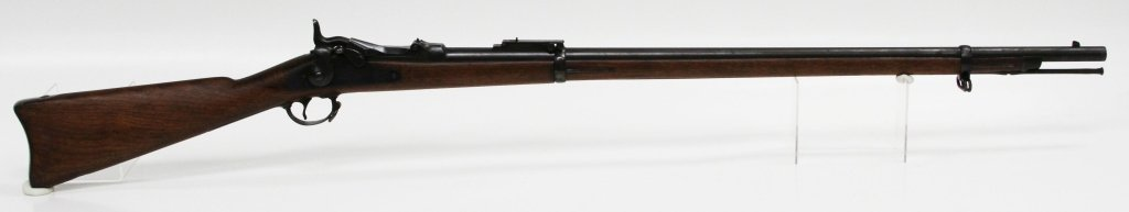 SPRINGFIELD MODEL 1873 .45 - 70 CAL TRAPDOOR RIFLE