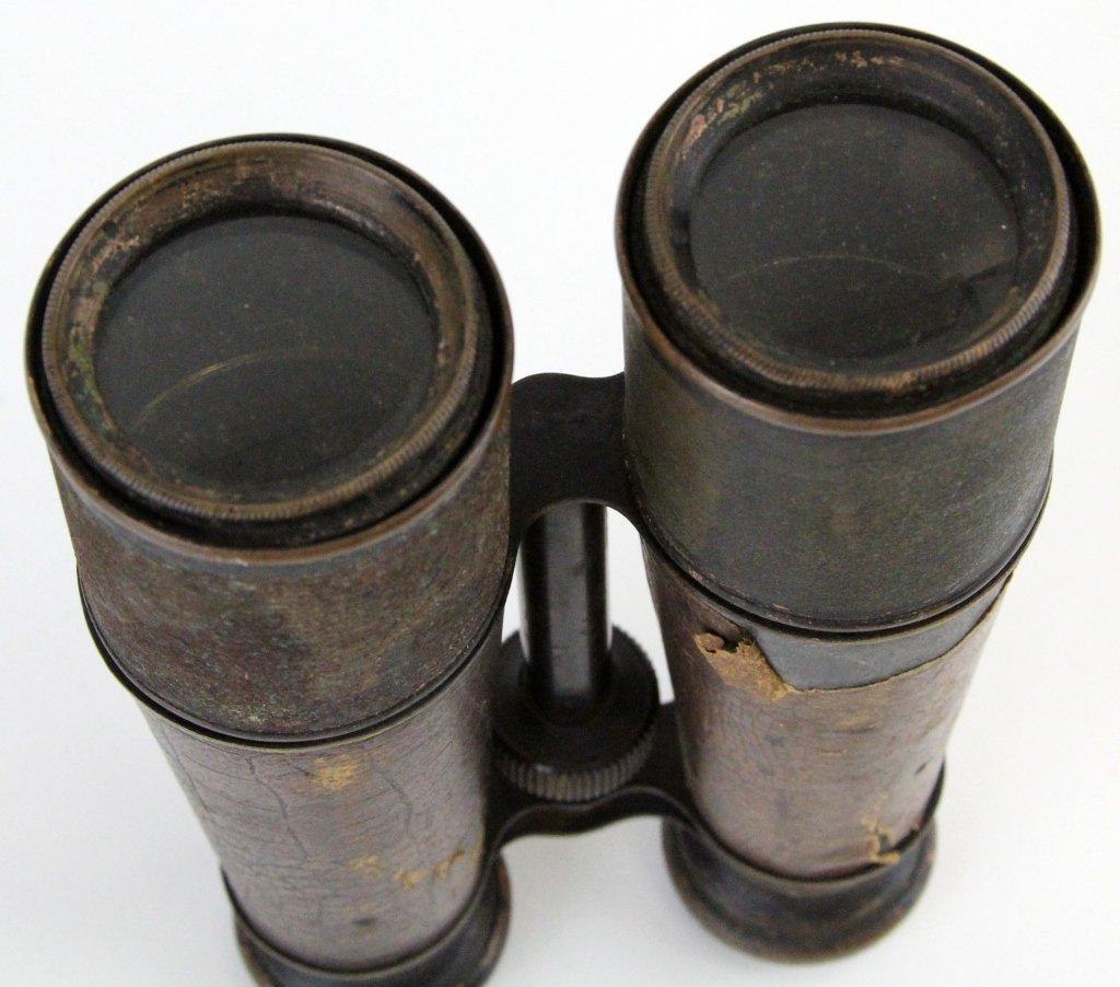 2 PAIRS OF CIVIL WAR FIELD GLASSES BINOCULARS - 3
