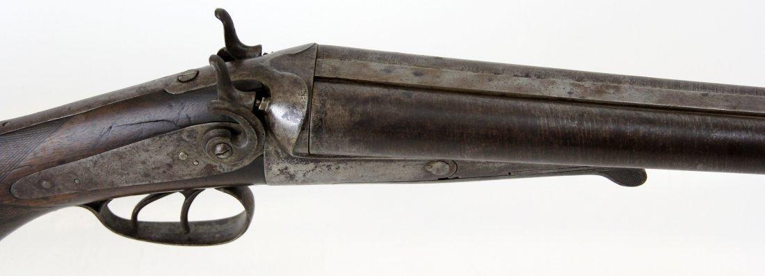 8 GAUGE SXS SHOTGUN J COOPER - 3