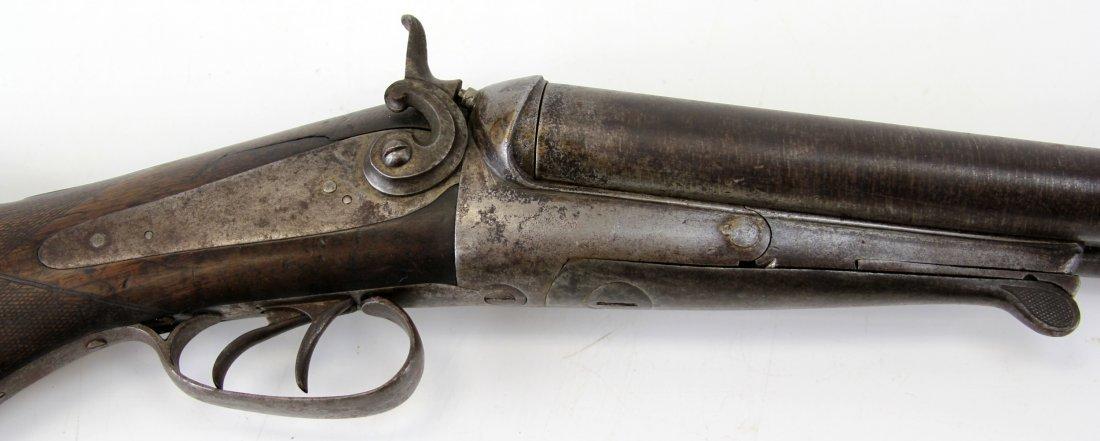 8 GAUGE SXS SHOTGUN J COOPER - 4