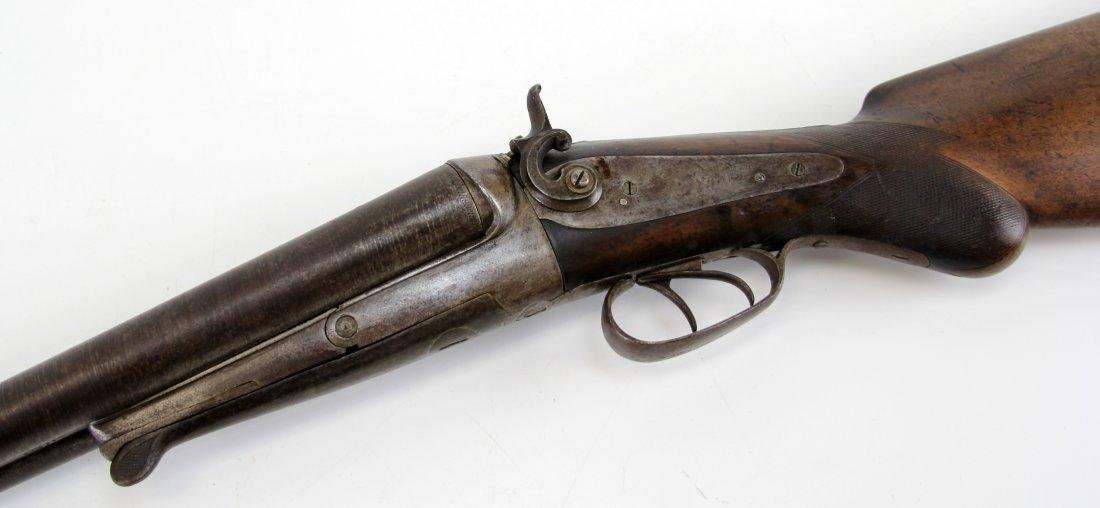 8 GAUGE SXS SHOTGUN J COOPER - 5