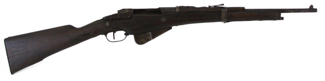 BERTHIER M1916 CARBINE WALL HANGER W/ SADDLE RING