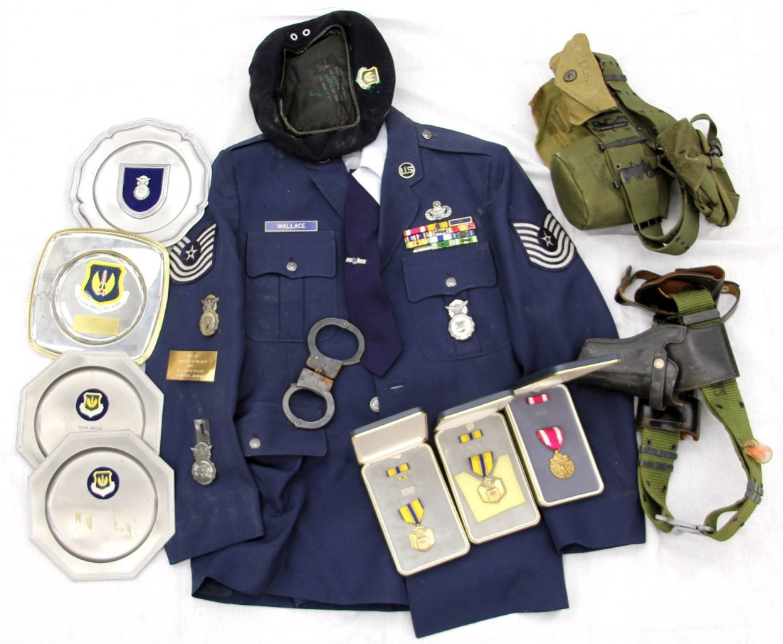USAF SECURITY POLICE COLD WAR ARCHIVE