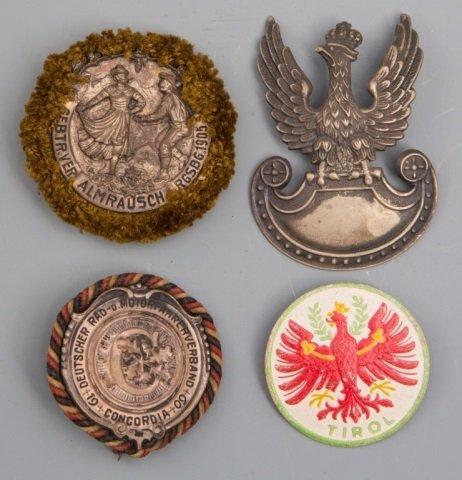 TYROL GERMAN POLISH LOT
