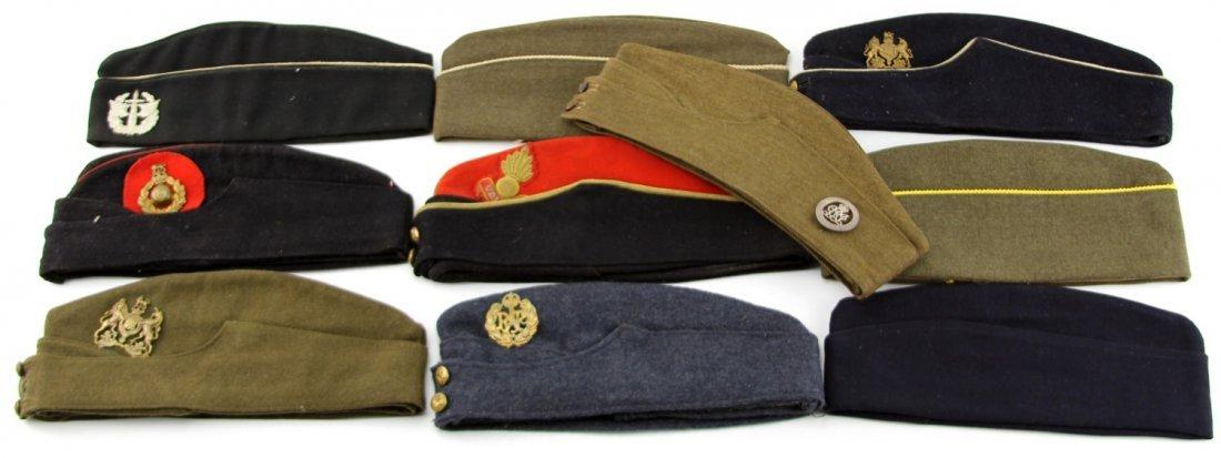 GARRISON SIDE CAP LOT OF 10 UK