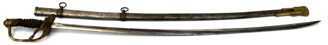 US MODEL 1872 CAVALRY OFFICER'S SABER
