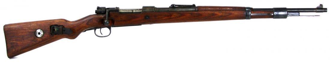 WWII GERMAN STEYR bnz 43 Mod. 98 BOLT ACTION RIFLE
