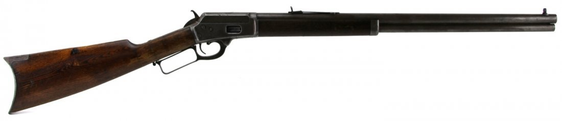 MARLIN MODEL 1889 LEVER ACTION RIFLE IN .38-40 WCF