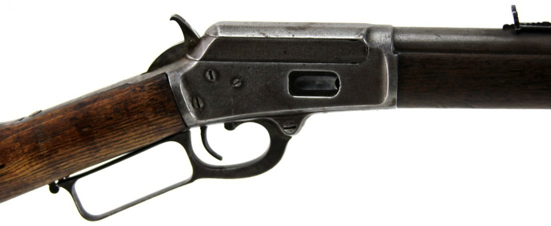 MARLIN MODEL 1889 LEVER ACTION RIFLE IN .38-40 WCF - 3