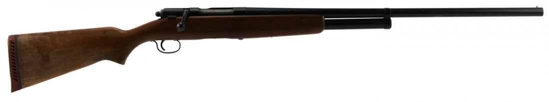 JC HIGGINS SEARS MODEL 583.17 12 GA BOLT SHOTGUN