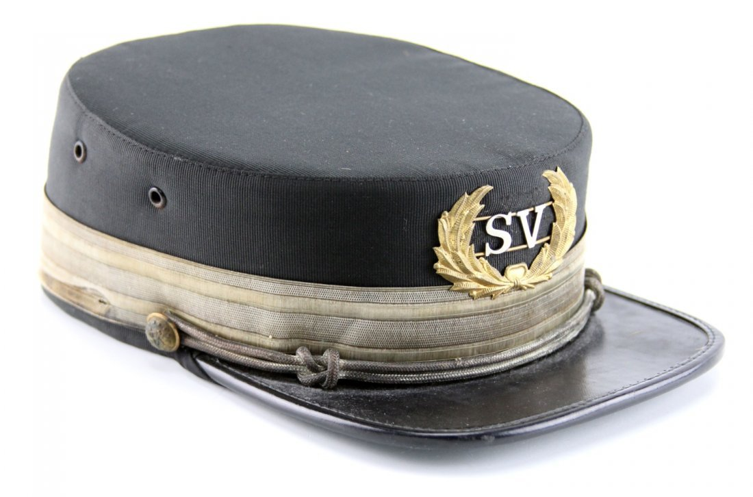 CIVIL WAR REUNION SONS OF VETERANS KEPI