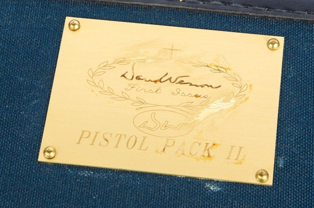 SCARCE DAN WESSON MODEL 715 PISTOL PACK II .357 - 8