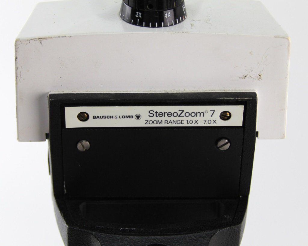 BAUSCH & LOMB STEREOZOOM 7 MICROSCOPE - 2