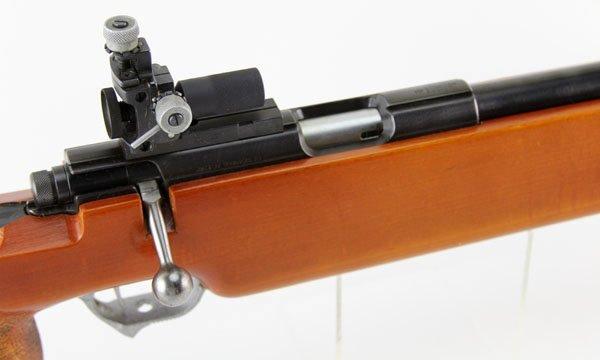 SUHL MODEL 150 BENCH REST TARGET .22LR RIFLE - 3
