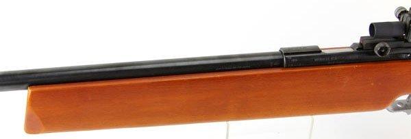 SUHL MODEL 150 BENCH REST TARGET .22LR RIFLE - 9