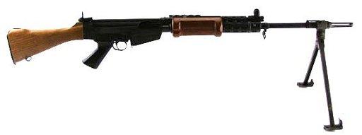 CENTURY ARMS IMBEL L1A1 SPORTER FAL RIFLE