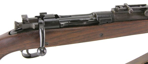 WWII US SPRINGFIELD ARMORY MODEL 1903A2 RIFLE - 3