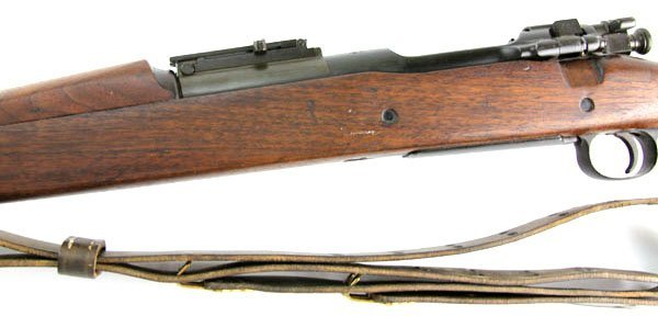 WWII US SPRINGFIELD ARMORY MODEL 1903A2 RIFLE - 7