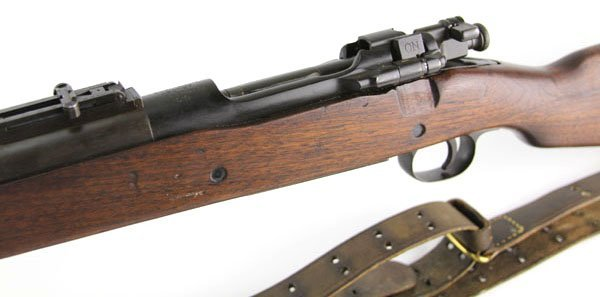WWII US SPRINGFIELD ARMORY MODEL 1903A2 RIFLE - 8