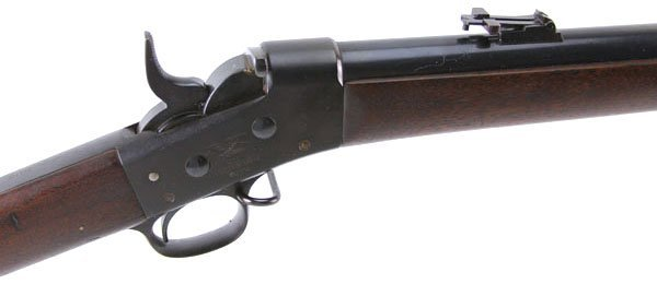 US SPRINGFIELD MODEL 1871 ROLLING BLOCK RIFLE - 3
