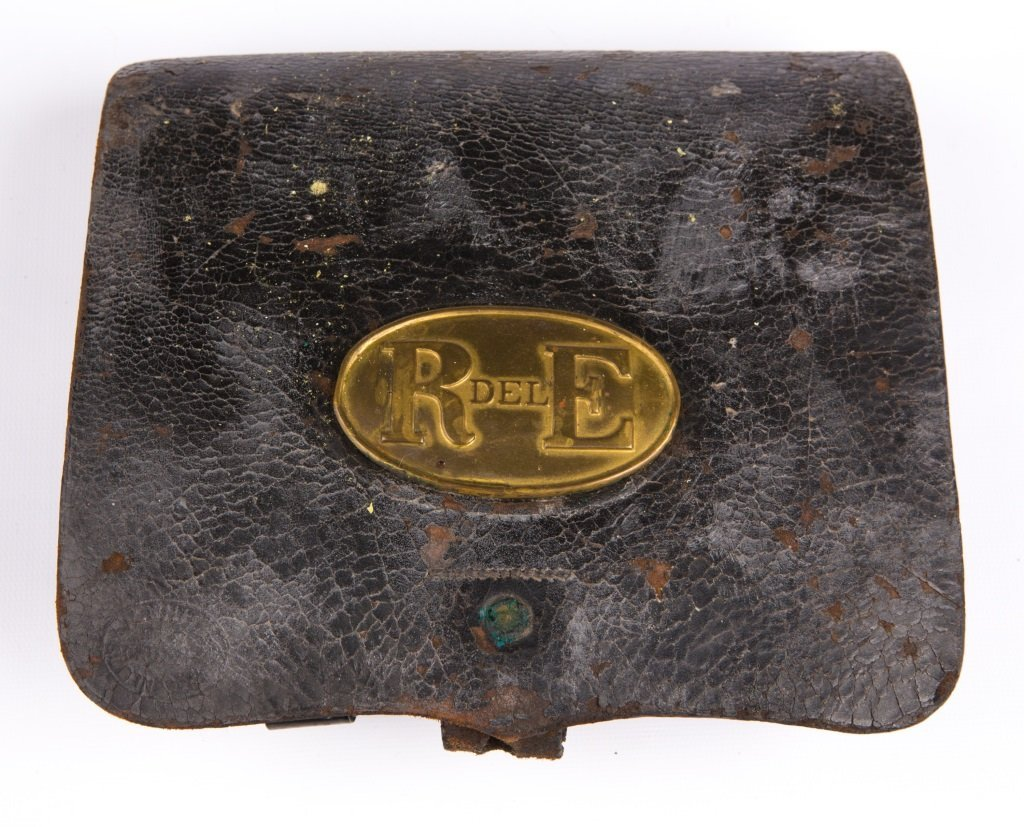 19th C REPUBLIC OF ECUADOR CARTRIDGE BOX