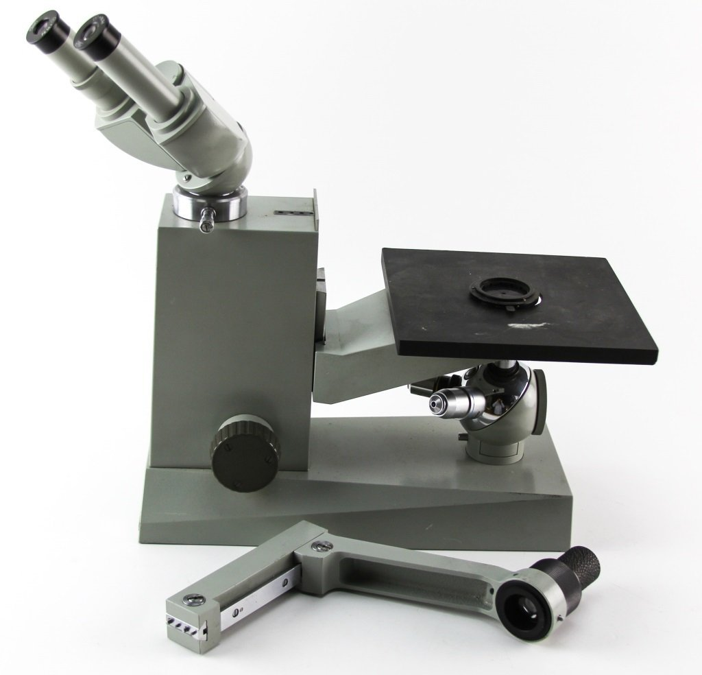 CARL ZEISS INVERTED MICROSCOPE