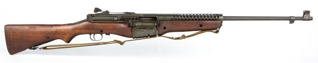 EXCELLENT WWII ERA JOHNSON MODEL 1941 RIFLE