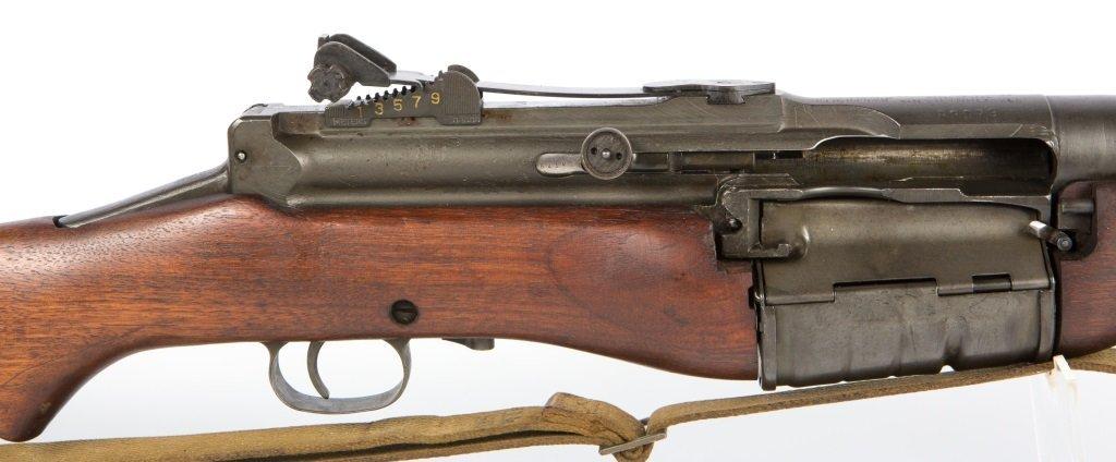 EXCELLENT WWII ERA JOHNSON MODEL 1941 RIFLE - 2