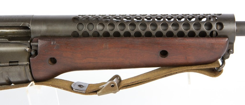EXCELLENT WWII ERA JOHNSON MODEL 1941 RIFLE - 3