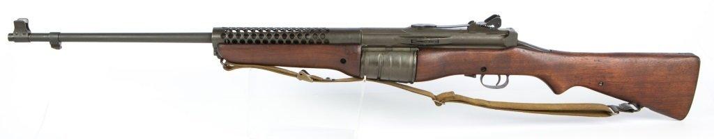 EXCELLENT WWII ERA JOHNSON MODEL 1941 RIFLE - 5