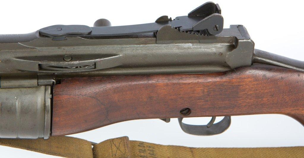 EXCELLENT WWII ERA JOHNSON MODEL 1941 RIFLE - 6