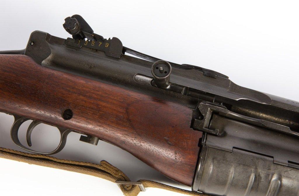 EXCELLENT WWII ERA JOHNSON MODEL 1941 RIFLE - 7