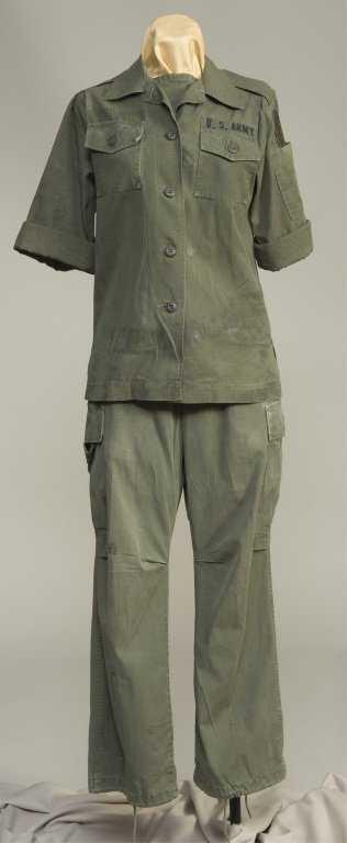 Vietnam War Us Army Mash Nurse Uniform