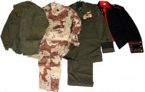 Usmc Uniform Lot Of 4