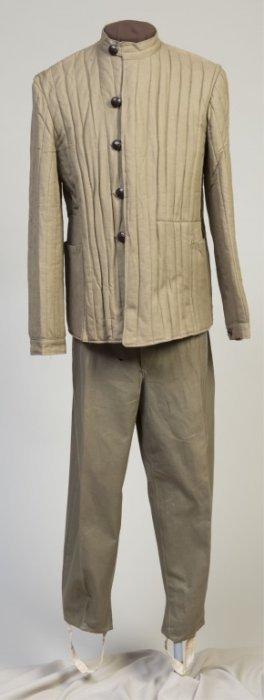 Korean War Pla Winter Uniform Bulgaria Made