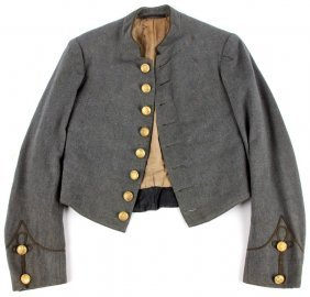 Civil War Period South Carolina Jacket
