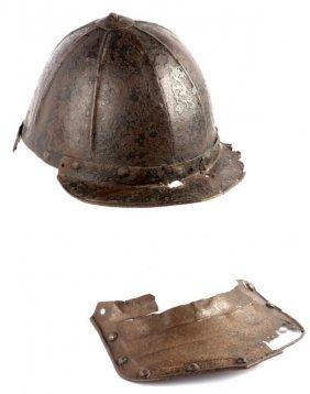 British Lobster Tail Helmet Zischagge
